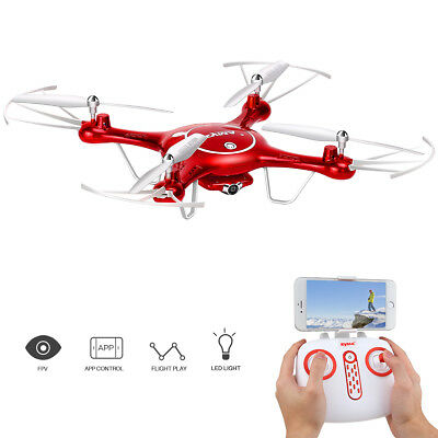 Syma X5HW FPV Altitude Hold Headless RC Quadcopter Drone WIFI Camera AU Stock