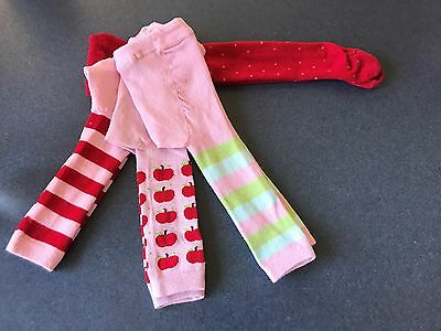Baby Girls Leggings Assorted Colours by Baby & Kids Australia Size 6 Months