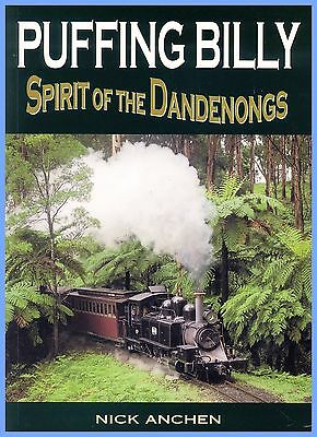 Puffing Billy - Spirit of the Dandenongs