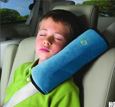 New! Children Safety Strap Car Seat Belts Pillow Protect Shoulder Protection