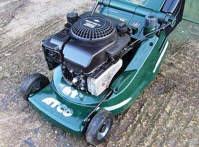 Atco Admiral 16 Self Propelled for PARTS -  email part required for low price