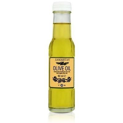 Samaritan Olive Oil 92ml 1 2 3 6 12 Packs