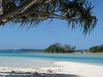 South Pacific Island Eco-Glamping Resort Land- See Whales From The Garden! Swap?