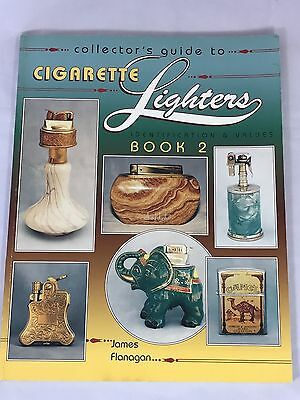 Collector's Guide to Vintage Cigarette Lighters Identification & Values Book 2