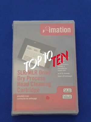 Imation SLR MLR Reinigungskassette / Tape Cleaning, Reorder no 51122 12094