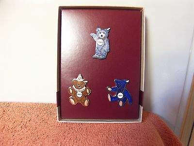 Steiff Pin - Set