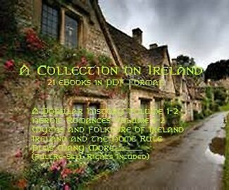 A Collection on Ireland - 21 eBooks + Bonus Books
