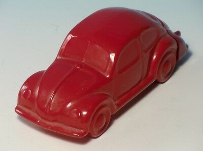 Avon After Shave Glasflasche Volkswagen VW Käfer 70s Modellauto Beetle Flacon