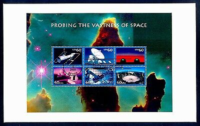 Probing the Vastness of Space #3409 FDC & Program