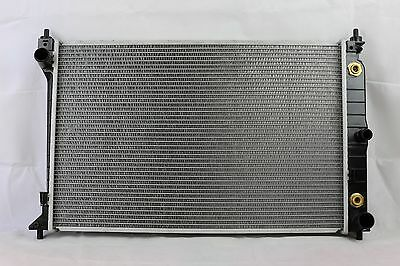 BRAND NEW RADIATOR FORD FALCON AU 4Dr/UT & WAGON 98-02 (FD009)