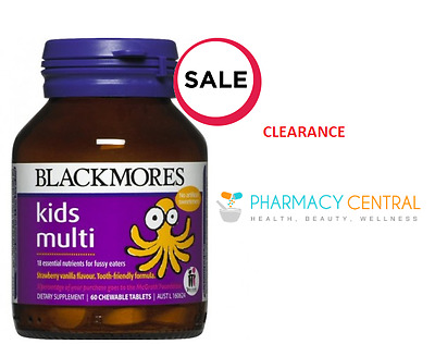 Blackmores Kids Multi 60 x 2 (EXP12/17)