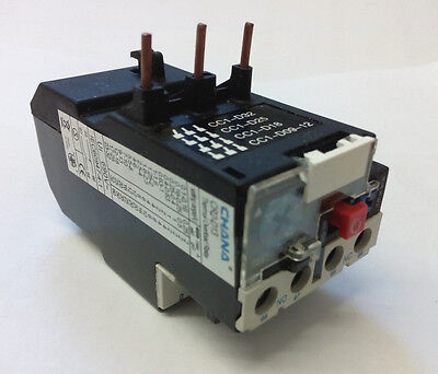 Thermal Overload Relay 2.5-4A, CHANA CR2-D13 range, Boxed