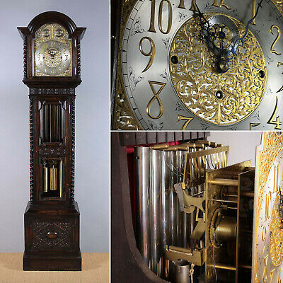 Antique Early 20th.c. Long Case Clock c.1900.