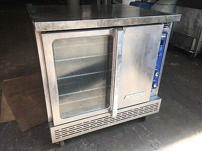 Imperial ICVE2 Commercial Gas Oven