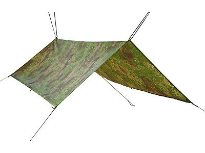 BE-X FronTier One LRRP Tarp 150 x 250 cm, PenCott Greenzone (made in Germany)