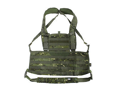 BE-X Modulares Chestrig / LBE MOLLE / Chest Harness - multicam tropic