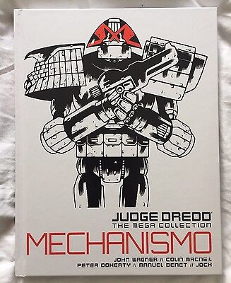 JUDGE DREDD: The Mega Collection: Mechanismo - Issue 2 (Volume 24)