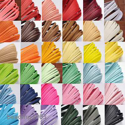 120strips/bag Quilling Paper Strips DIY Jewelry & Crafts 5mm Assorted Colours