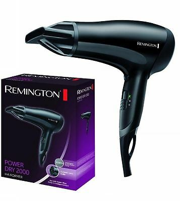 Hair Dryer Remington D3050 Women Pro-Air Shine Powerful  2300W Concentrator