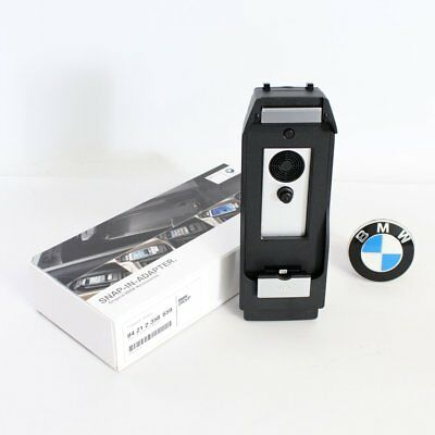 original bmw snap in adapter connect iphone 7 eur 125 00. Black Bedroom Furniture Sets. Home Design Ideas