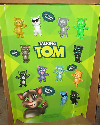 Mcdonalds Talking Tom In Store Display Toys Included 14 99 Picclick