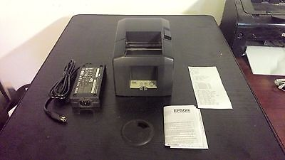 Star TSP650 Thermal POS Receipt Printer w/ Power Supply ~Free Shipping~
