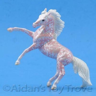 Breyer Ricochet 712190 Horse - Pearly Decorator Andalusian - Stablemate Club SR