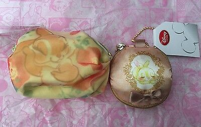 Disney Store Japan Miss Bunny Pouch Organza And Macaron Coin Case
