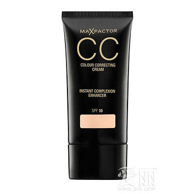 Special Offer --MAX FACTOR CC Color Correcting Cream Foundation SPF10 #30 LIGHT