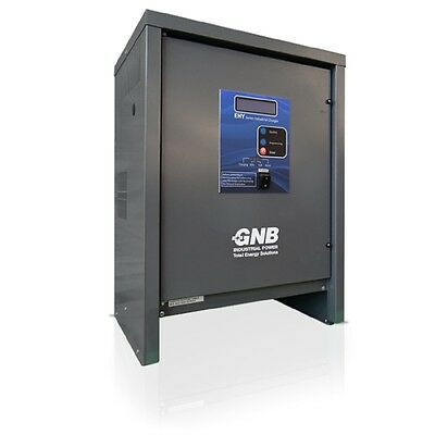 GNB EHY48M140 Industrial Battery Charger, 48V 140A, 750-875 AH, 208/240/480