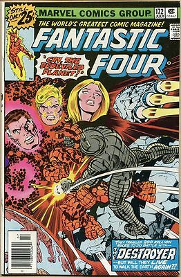 Fantastic Four #172 - NM-
