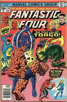 Fantastic Four #174 - NM-