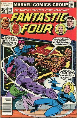 Fantastic Four #182 - VF/NM