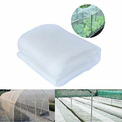 Agfabric 3x2.5m Garden Insect Mosquito Netting Bug Bird Net Barrier Outdoor Camp