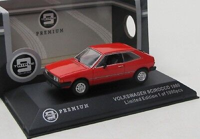 VW Scirocco 1 ( 1980 ) rot / 1:43 Triple 9