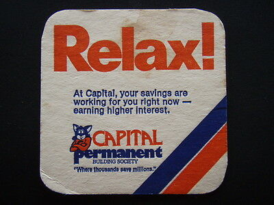 Capital Permanent Building Society Relax Coaster