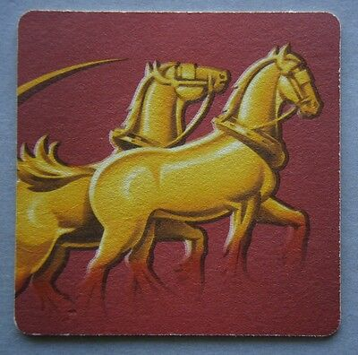 Carlton Draught Clydesdales Coaster (B262)