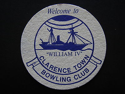 Clarence Town Bowling Club William Iv Coaster