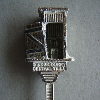 Dinkum Dunny Central Tilba Souvenir Spoon Teaspoon