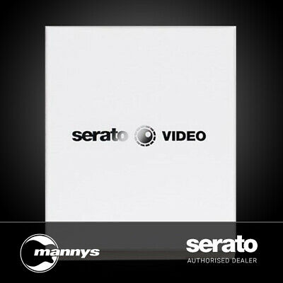 Serato Video Software for Serato DJ (Serial)