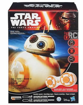 Bb-8 *star* Wars The Force Awakens Droid Remote Control Toy Brand New