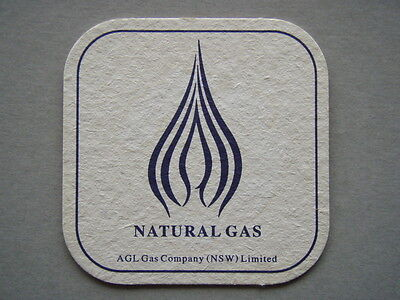 Natural Gas Agl Gas Company Nsw Limited Coaster