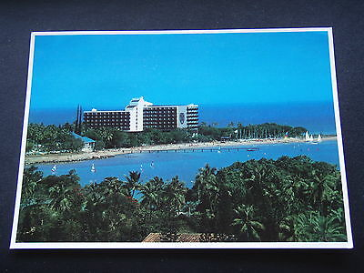 Noumea Club Mesiterranee Chateau Royal 1987 Postcard