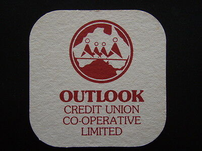 Outlook Credit Union Co-Operative Limited Coaster