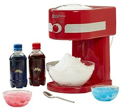UK NEW✔Cooks top quality Professional Ice Slush Maker Summer Party really cool