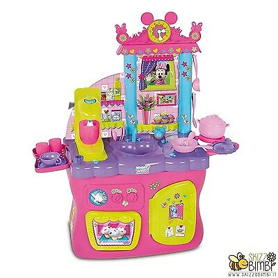 Minnie Cucina con Accessori