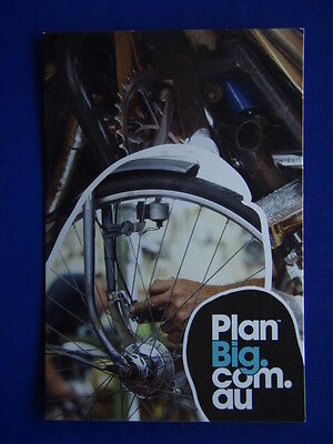 Plan Big Got A Plan? Make It Happen Adelaide Bank Avant Card #14115 Postcard