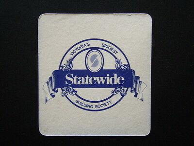 Statewide Victoria's Biggest Building Society Coaster
