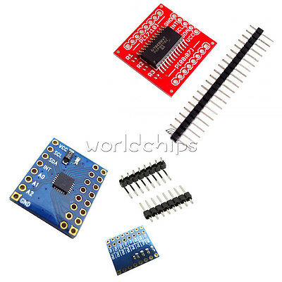 16 bit IIC I2C PCF8575 Extension Shield Module I/O SMBus I/O ports For Arduino