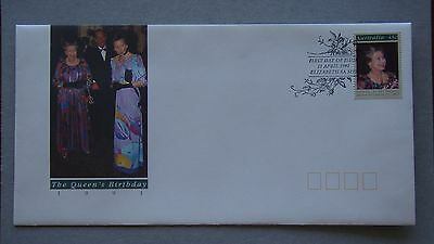 The Queen's Birthday 1991 Australia Post FDC First Day Cover
